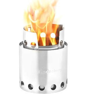 Solo Stove Lite Wood Burning Backpacking Stove