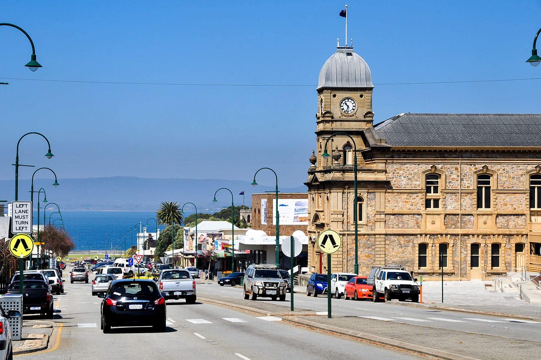 Albany in Australia