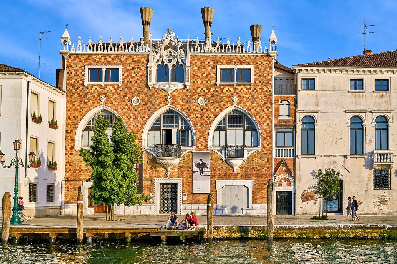 Casa dei Tre Oci in Venice, Italy