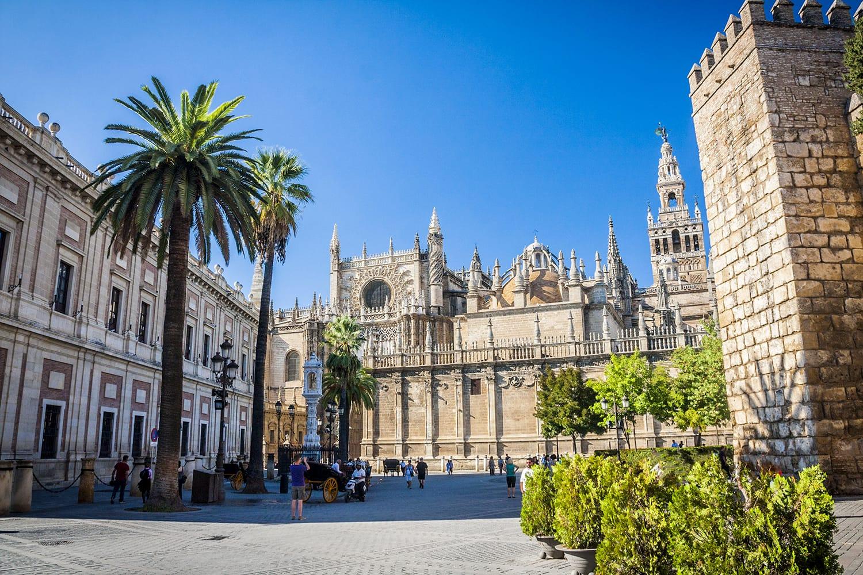 Seville Cathedral (Spanish: Catedral de Santa Maria de la Sede), Spain