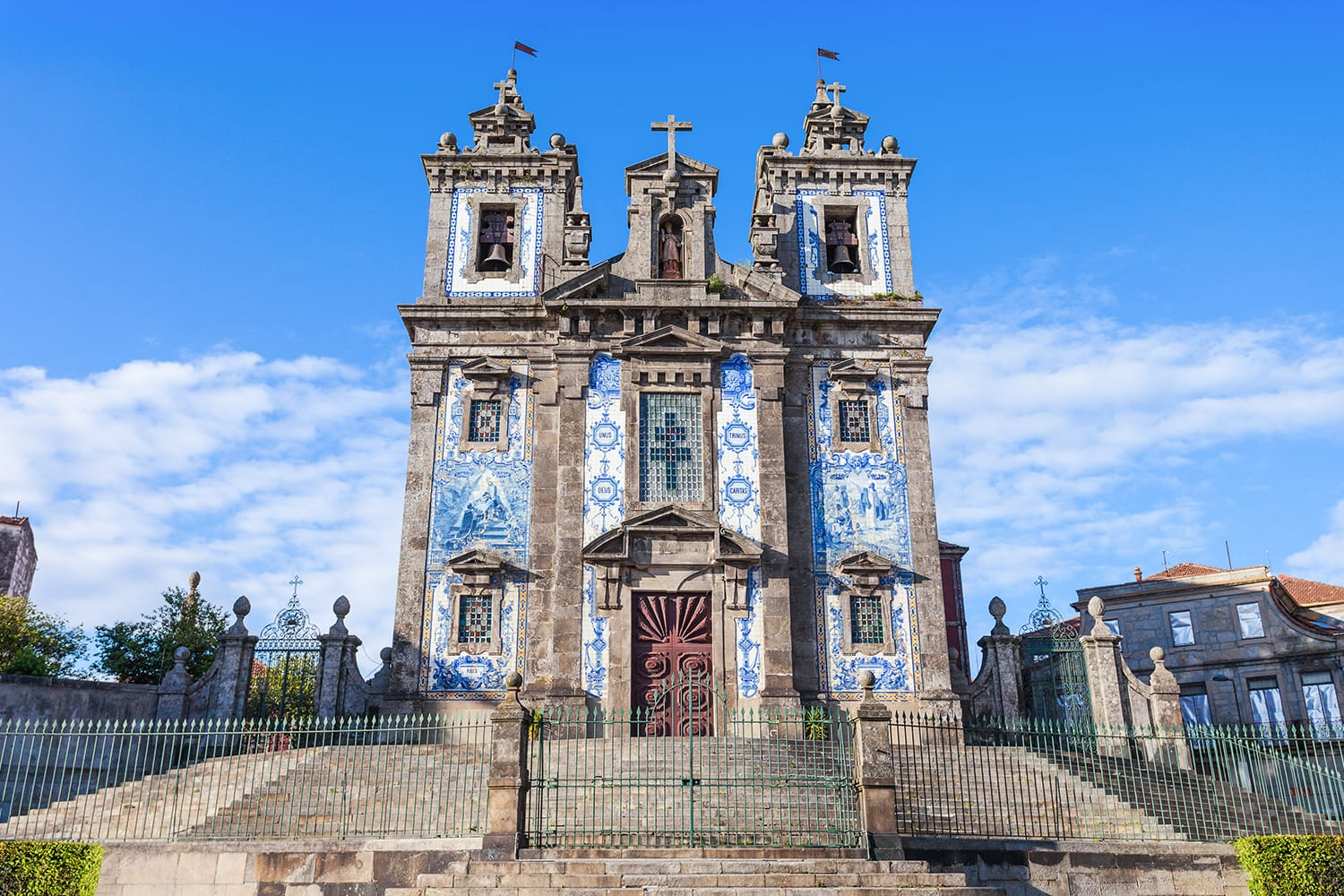 Church of Saint Ildefonso (Igreja de Santo Ildefonso) is an eighteenth-century church in Porto, Portugal