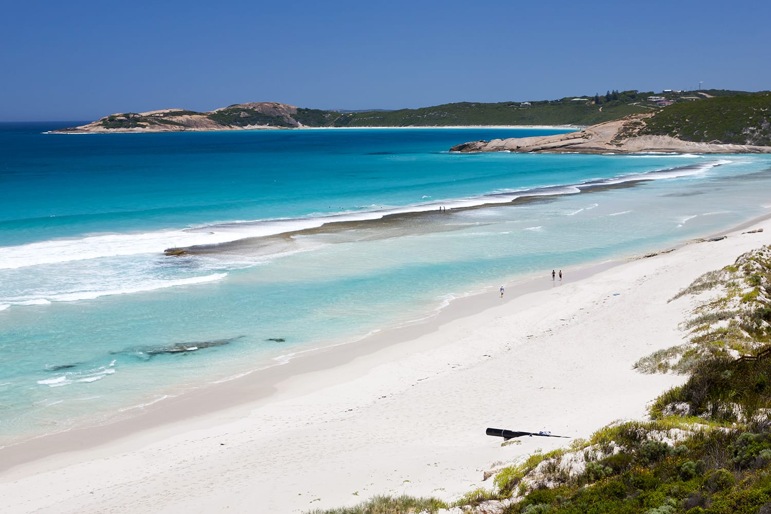 West Beach on the Great Ocean Drive Esperance Western Australia