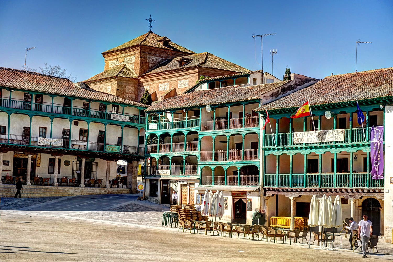 Чинчон, Испания Куда поехать из Мадрида?