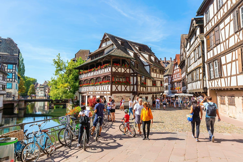 La Petite in Strasbourg, France
