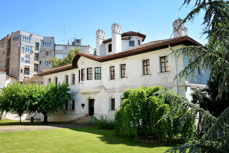 Princess Ljubica's Residence in Belgrade, Serbia
