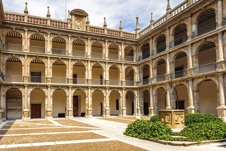 Университет Алькала-де-Энарес, Испания