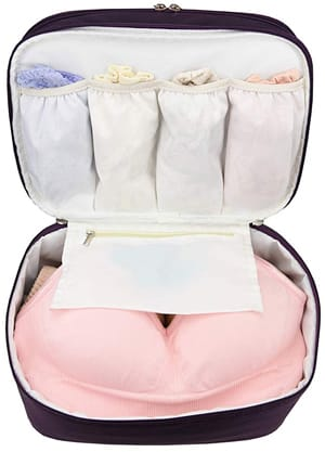 Freegrace Travel Organizer Underwear Bag