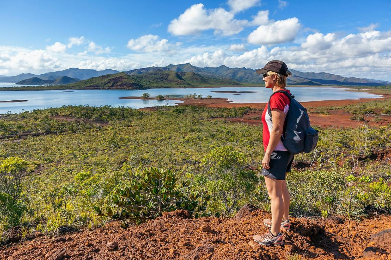 Hiking in the Great South, New Caledonia