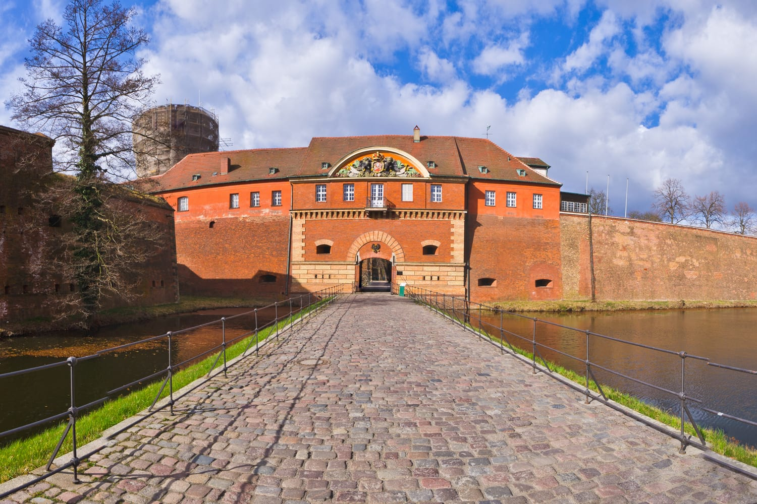 Citadel in Spandau, Berlin, Germany