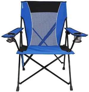 Kijaro Dual Lock Portable Camping Chair