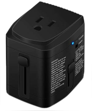 Bonazza All in ONE Power Travel Adapter