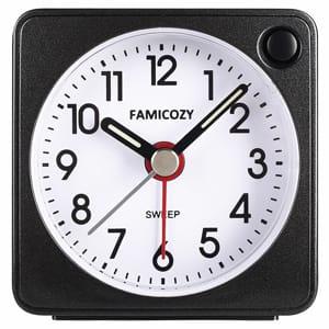FAMICOZY Mini Size Alarm Clock