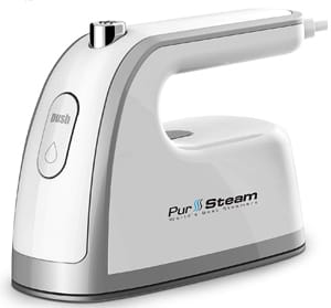 PurSteam Travel Steamer Iron Mini