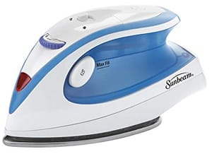 Sunbeam Hot-2-Trot Compact Iron for Travel
