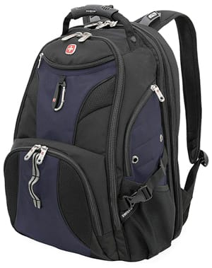 SwissGear 1900 ScanSmart TSA Friendly Laptop Backpack