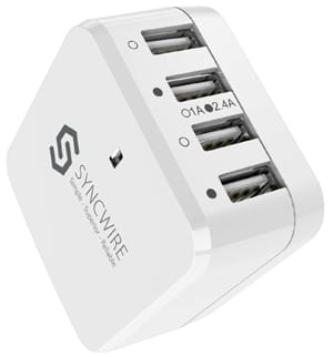 Syncwire USB Wall Charger