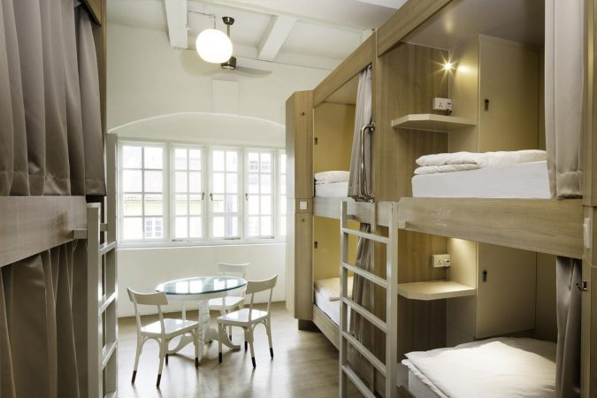 Adler Hostel in Singapore