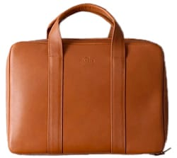 Harber London Laptop Briefcase