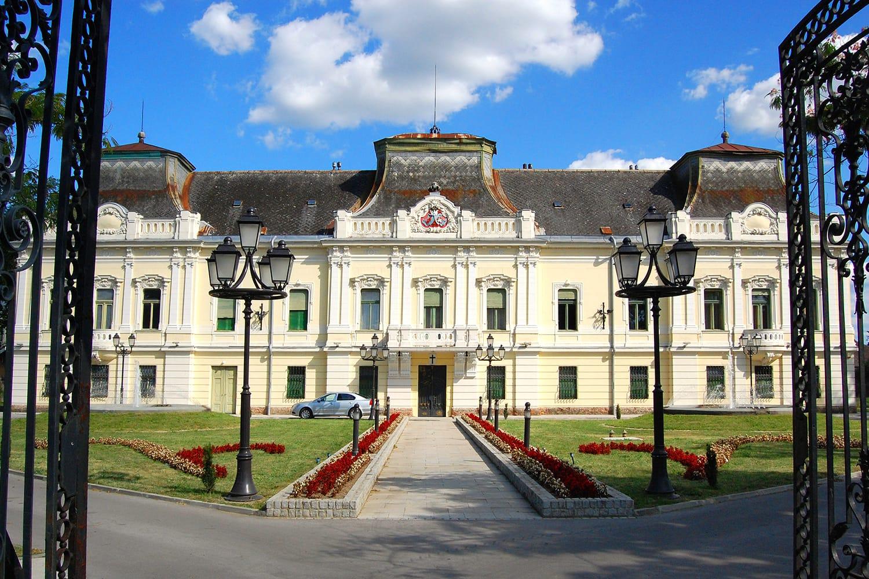 Orthodox Eparchy in Vrsac, Serbia