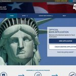 Official ESTA Application Website