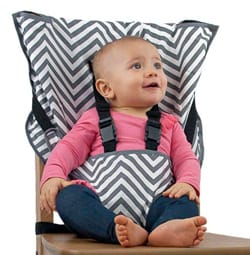 Cozy Cover Easy Seat Portable High Chair