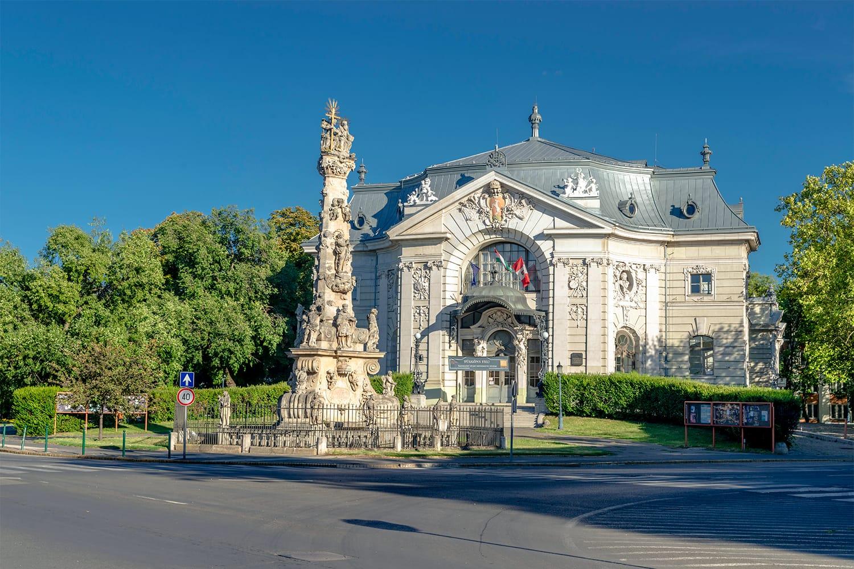 Kecskemét in Hungary