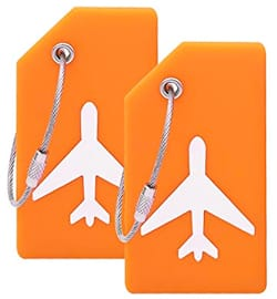 Ovener Silicone Luggage Tag