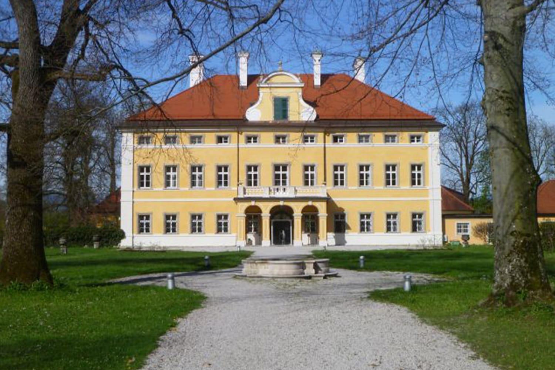 Frohnburg in Salzburg, Austria
