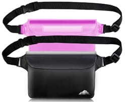 HEETA Waterproof Fanny Pack