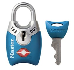 Master Lock Keyed TSA Accepted Luggage Lock