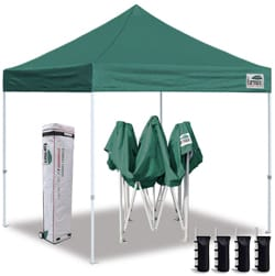 Eurmax Ez Pop Up Canopy Tent