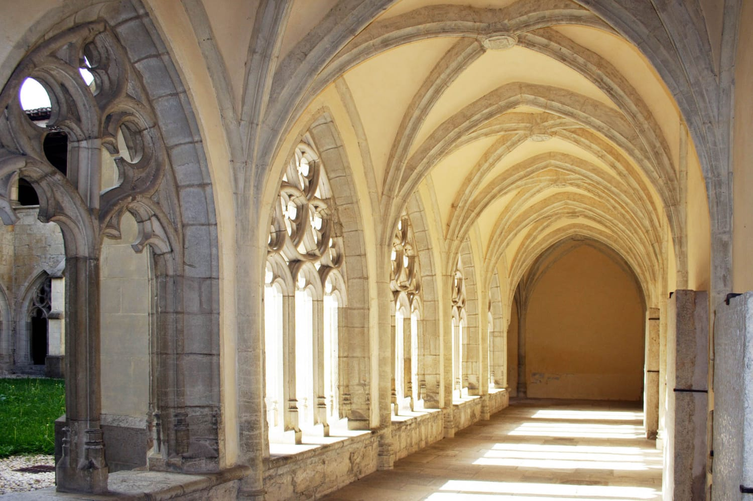 Ambronay Abbey in France