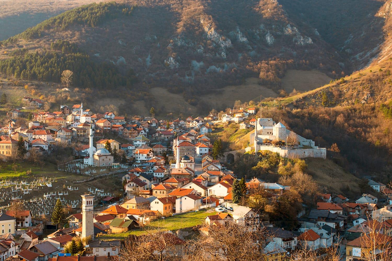 Travnik in Bosnia & Herzegovina