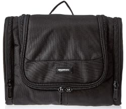 AmazonBasics Hanging Travel Toiletry Bag
