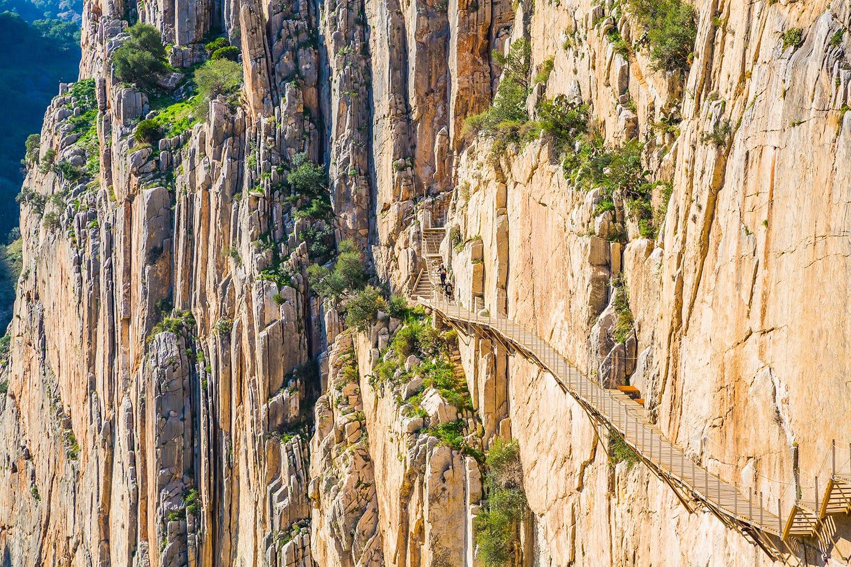 El Caminito Del Rey - Los Ardales, Spain