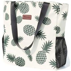 ESVAN Original Floral Large Beach Bag