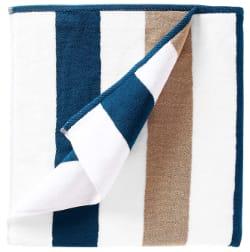 Laguna Beach Textile Co Oversize Plush Cabana Towel