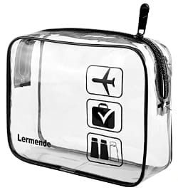 Lermende TSA-Approved Toiletry Bag