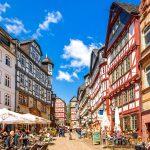 Marburg an der Lahn in Germany