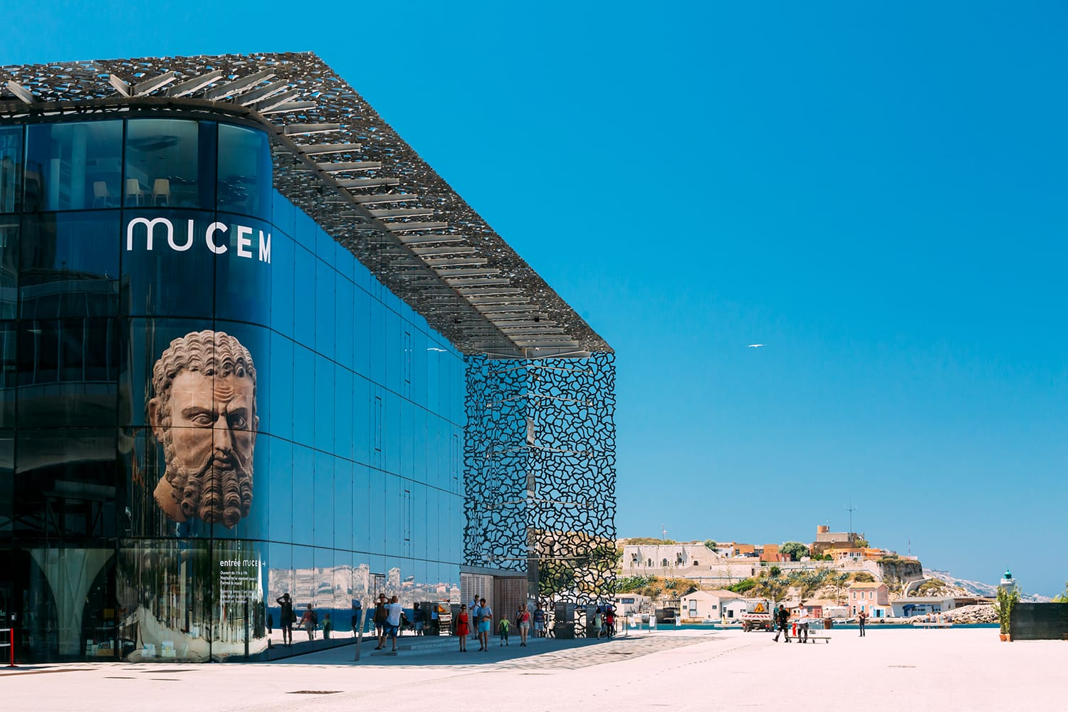 MuCEM in Marseille, France