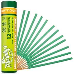Murphy's Naturals Mosquito Repellent Incense Sticks