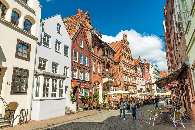 Lüneburg in Germany