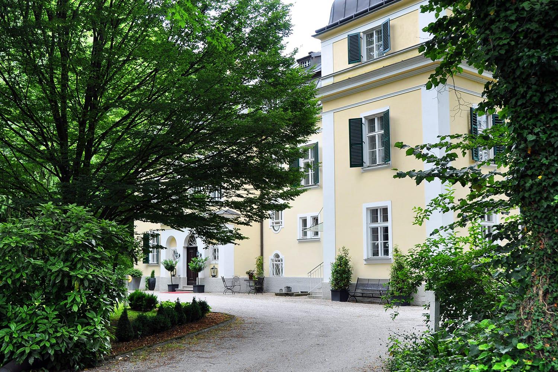 Von Trapp Villa in Salzburg, Austria