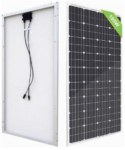 Eco-Worthy Off Grid Solar Panels
