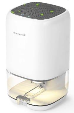 Auzkin Small Compact Dehumidifier