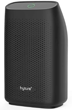 Hysure Compact Portable Dehumidifier