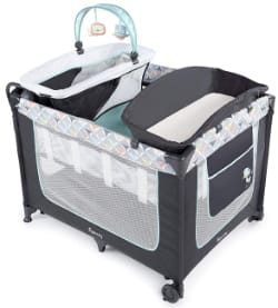 Ingenuity Smart and Simple Packable Portable Playard