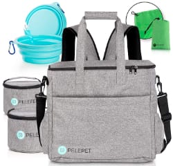 Pelepet Travel Bag for Dogs