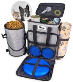 Petrip Dog Travel Kit Bag