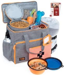 Tidify Doggy Travel Bag